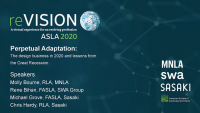 Perpetual Adaptation: The Design Business in 2020 and Lessons from the Great Recession - 1.0 PDH (LA CES/non-HSW)