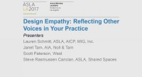 Design Empathy: Reflecting Other Voices in Your Practice - 1.5 PDH (LA CES/HSW)