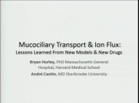 S01: APP&D: Mucociliary Transport & Ion Flux: Lessons Learned From New Models & New Drugs