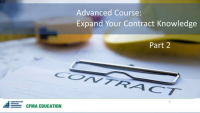 Expand Your Construction Contract Knowledge - Day 2 icon
