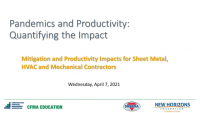 Pandemics and Productivity: Quantifying the Impact icon