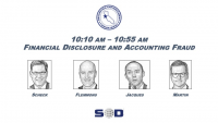 Financial Disclosure and Accounting Fraud icon