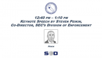 Keynote Speech by Steven Peikin, Co-Director, SEC's Division of Enforcement icon