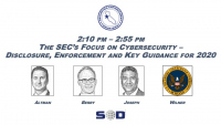 The SEC's Focus on Cybersecurity – Disclosure, Enforcement and Key Guidance for 2020 icon