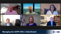 Managing the GDPR After a Data Breach icon