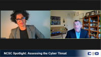 NCSC Spotlight: Assessing the Cyber Threat icon