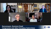 Ransomware, Business Email Compromise and other Emerging Cybercrimes icon