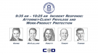 Incident Response: Attorney-Client Privilege and Work-Product Protection icon