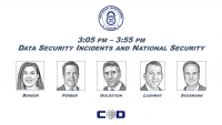 Data Security Incidents and National Security icon