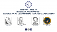Whistleblower Update – The Impact on Corporations and SEC Enforcement icon