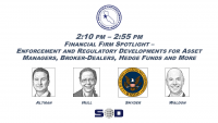 Financial Firm Spotlight – Enforcement and Regulatory Developments for Asset Managers, Broker-Dealers, Hedge Funds and More icon