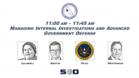 Managing Internal Investigations and Advanced Government Defense icon