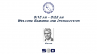 Introduction and Welcome Remarks icon