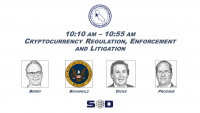 Cryptocurrency Regulation, Enforcement and Litigation icon