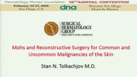 Mohs and Reconstructive Surgery for Common and Uncommon Malignancies of the Skin icon