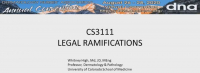 Legal Ramifications icon