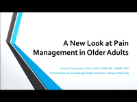 A New Look at Pain Management in Older Adults icon