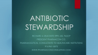 Antibiotic Stewardship and AGS Beers Criteria® icon