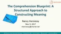 The Comprehension Blueprint: A Structured Approach to Constructing Meaning icon