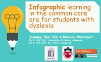 Infographic Learning in the Common Core Era for Students With Dyslexia