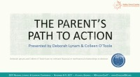 The Parent's Path to Advocacy icon