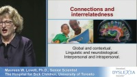 Thursday General Session -  Creative Synergies Between Research and Practice: Working Together to Build Better Interventions for Children and Adolescents with Reading Disabilities icon