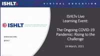 The Ongoing COVID-19 Pandemic: Rising to the Challenge icon