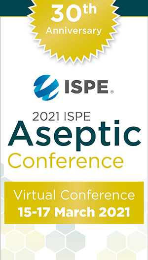 2021 ISPE Aseptic Conference icon