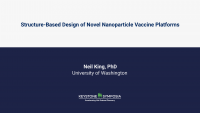 Structure-Based Design of Novel Nanoparticle Vaccine Platforms icon