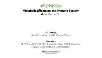 Metabolic Effects on the Immune System icon
