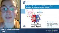 Short Talk: Activation of Nutrient-Sensor AMPK in Tumor-Associated Dendritic Cells Promotes Tolerogenic Responses and Compromises the Anti-Tumor Immunity icon