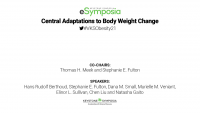 Central Adaptations to Body Weight Change icon