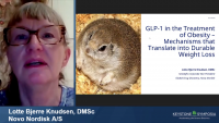 GLP-1 in the Treatment of Obesity, Mechanisms that Translate into Durable Weight Loss in Patients icon