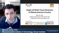 Single-Cell Multi-Tissue Dissection of Obesity-Exercise Circuitry in Human and Mouse icon