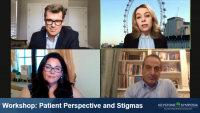 Workshop and Panel: Patient Perspective and Stigmas icon