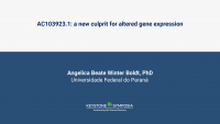 AC103923.1: a new culprit for altered gene expression icon
