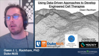 Using Data-Driven Approaches to Develop Engineered Cell Therapies icon