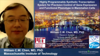 Short Talk: Highly Programmable Synthetic Transcription System for Precision Control of Gene Expression and Functional Phenotype in Mammalian Cells icon