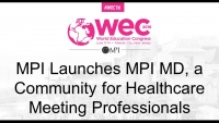 MPI Launches MPI MD, a Community for Healthcare Meeting Professionals