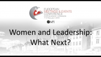 Women and Leadership: What Next?