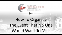 How To Organise The Event That No One Would Want To Miss icon