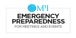 Emergency Preparedness For Meetings and Events 03.24.2020