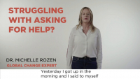 Are You Struggling with Asking for Help  icon