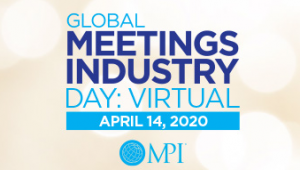 Global Meetings Industry Day Virtual Event | 2020 icon