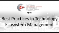 Best Practices in Technology Ecosystem Management