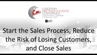 Start the Sales Process, Reduce the Risk of Losing Customers, and Close Sales icon