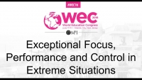 Exceptional Focus, Performance and Control in Extreme Situations
