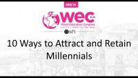 10 Ways to Attract and Retain Millennials icon