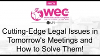 Cutting-Edge Legal Issues in Tomorrow's Meetings and How to Solve Them!
