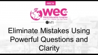 Eliminate Mistakes Using Powerful Questions and Clarity icon